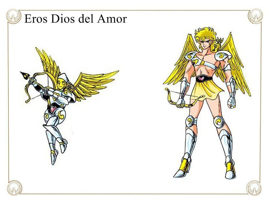 Eros Dios del Amor by Javiiit0