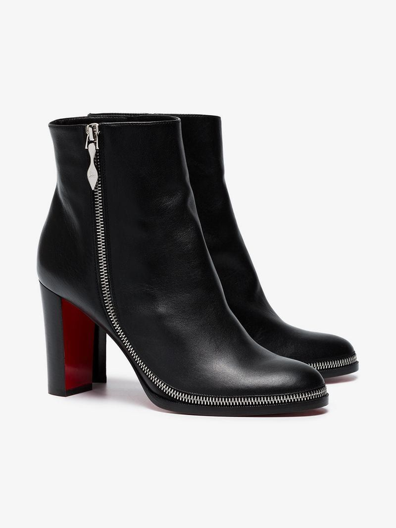 online store dbacd d5322 Black Adox 85 leather ankle boots in 2019 | Boots | Boots ...