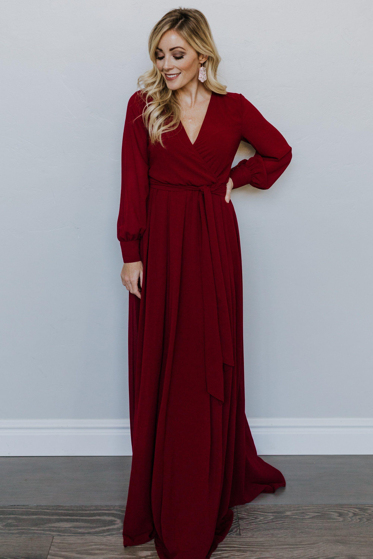 Lydia Burgundy Maxi Dress Burgundy Maxi Dress Maxi Dress Flowy Maxi Dress [ 3000 x 2000 Pixel ]
