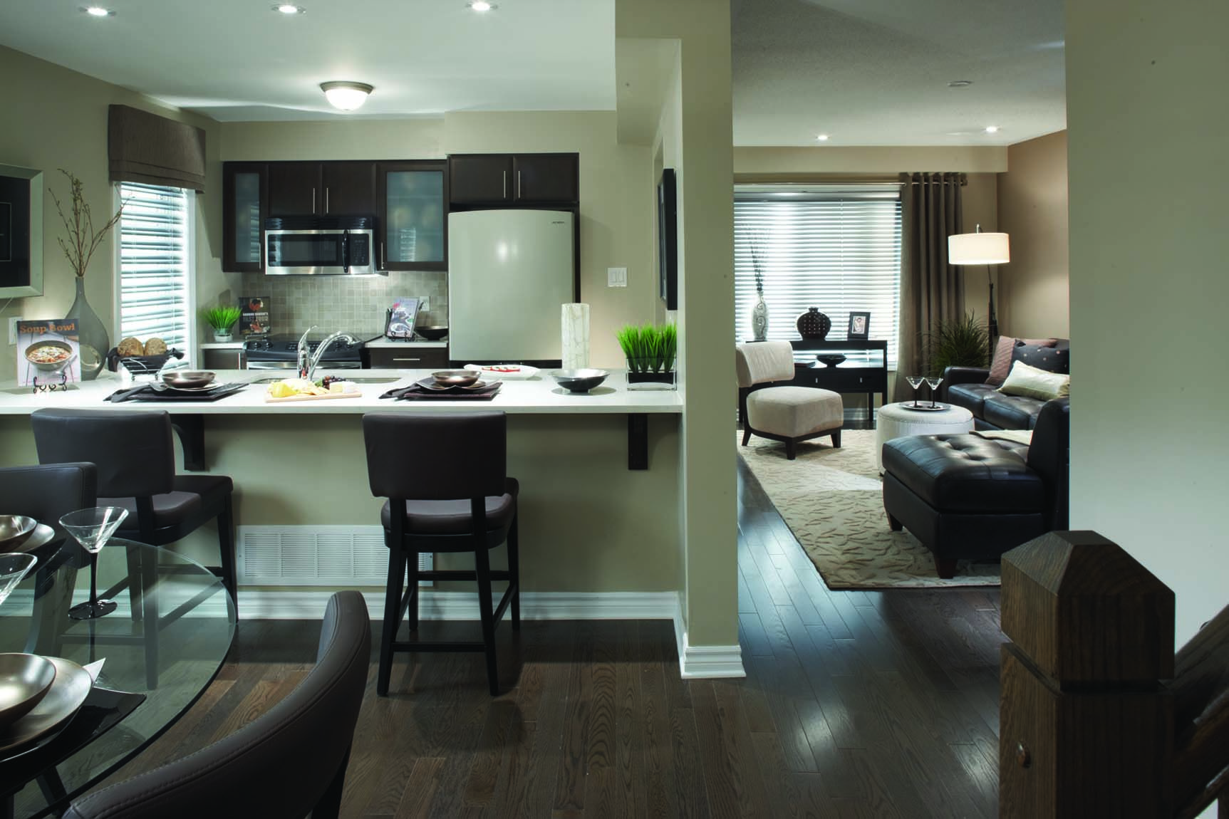 Mattamy Ottawa's Mulberry Corner model. Model homes