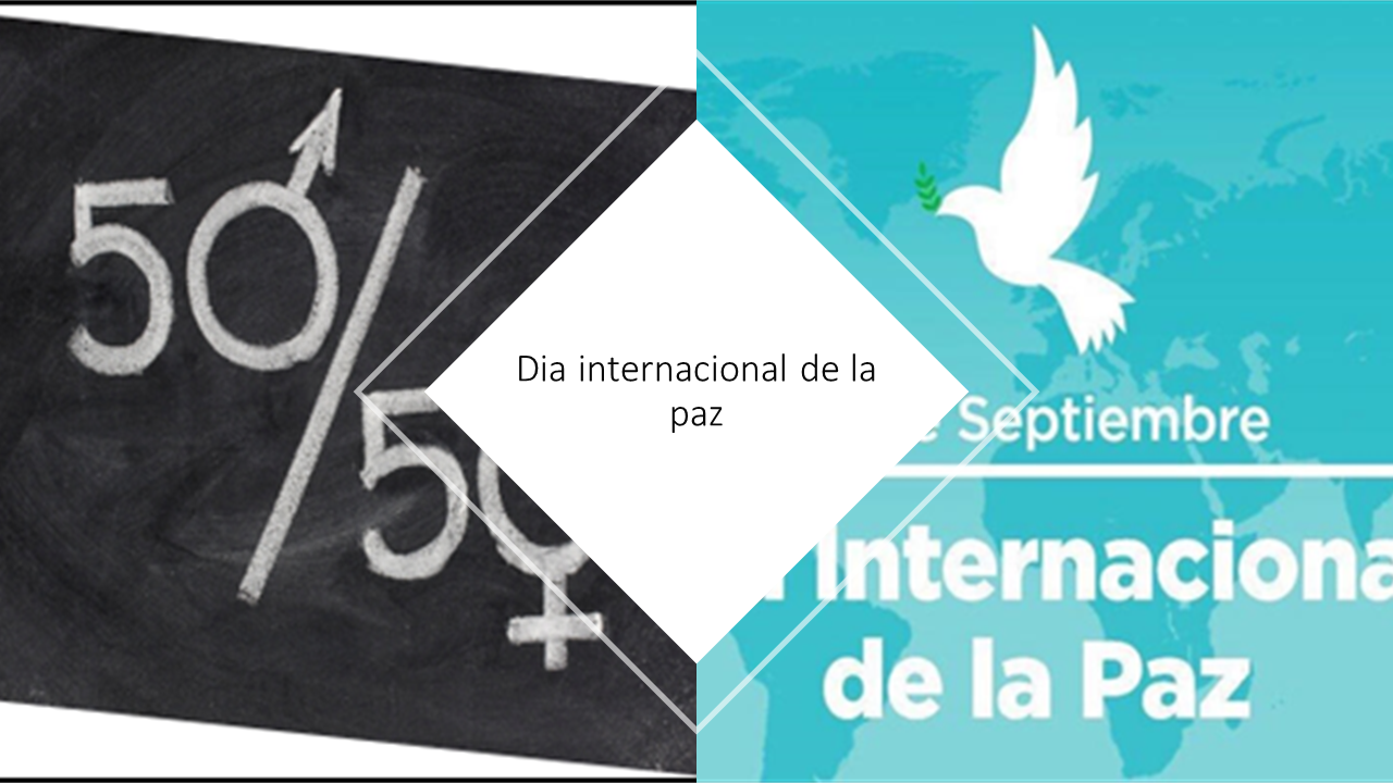 Información sobre la paz, cívica, moral y ciudadanía con derechos humanos