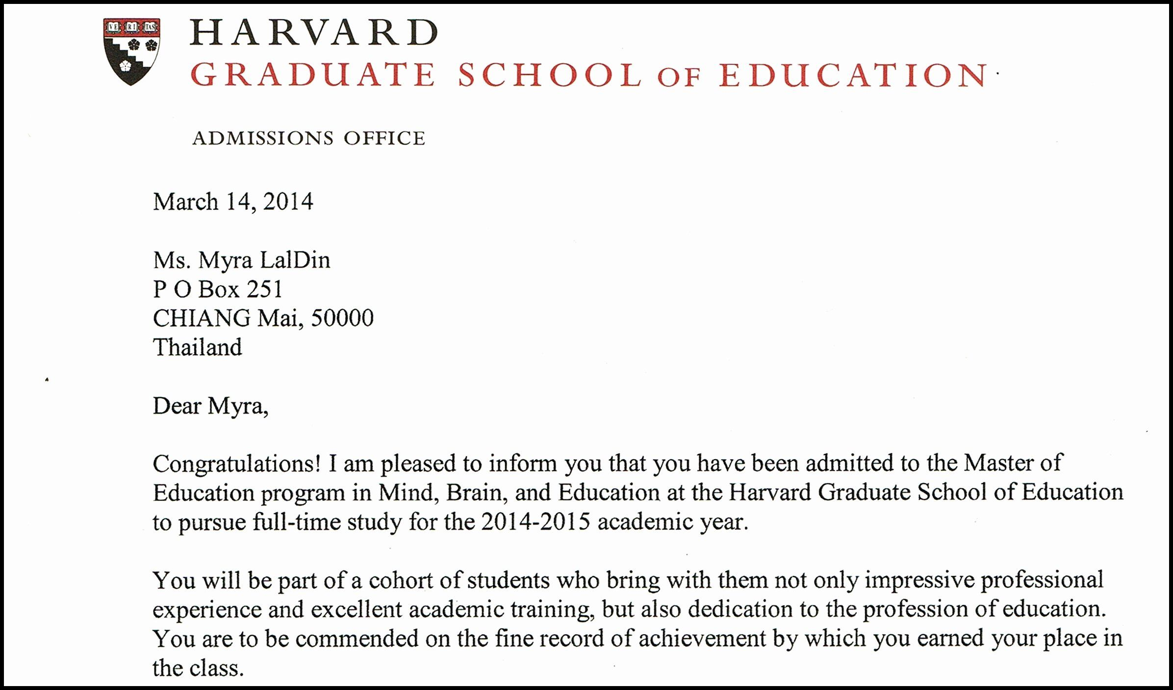 Stanford Letter Of Elegant Stanford