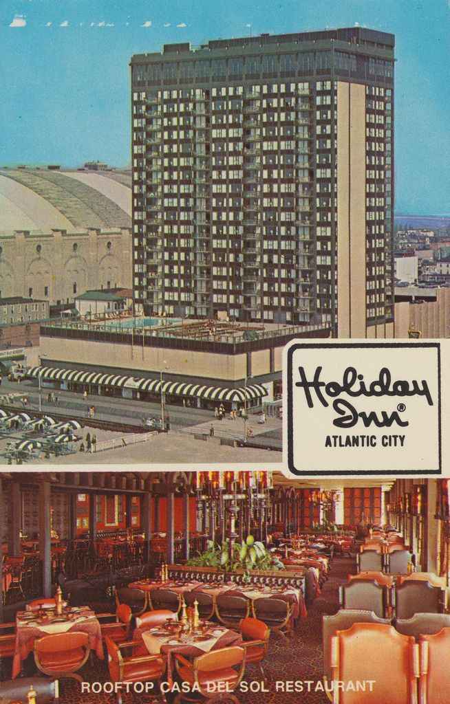 Holiday Inn Atlantic City New Jersey Atlantic City Atlantic City Boardwalk Holiday Inn