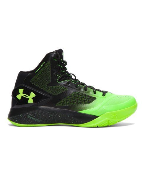 Under Armour Big Boys' Grade School UA ClutchFit™ Drive 2 Basketball Shoes 6 Black