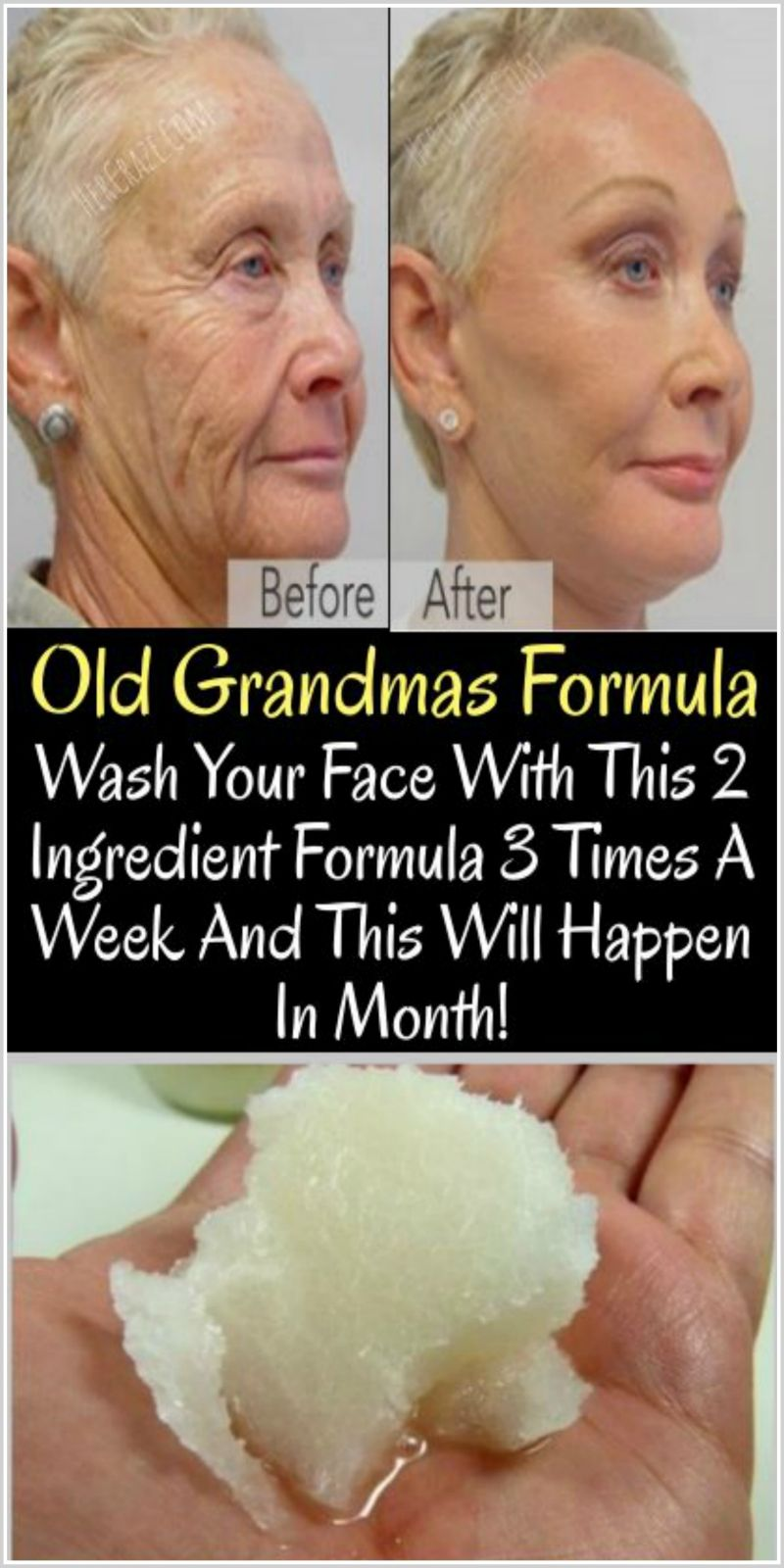 Pin By Krystal Graham On Skin Oil Face Wash Coconut Oil