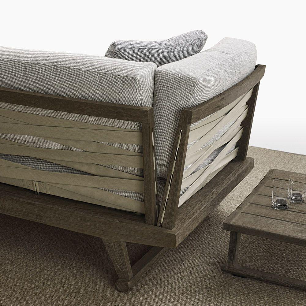 Sofas: GIO U2013 Collection: Bu0026B Italia Outdoor U2013 Design: Antonio Citterio