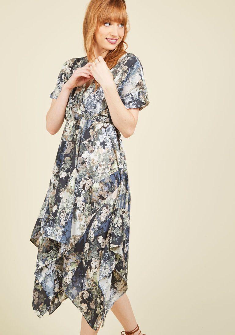 Twirly madly deeply midi dress midi dresses boho and modcloth