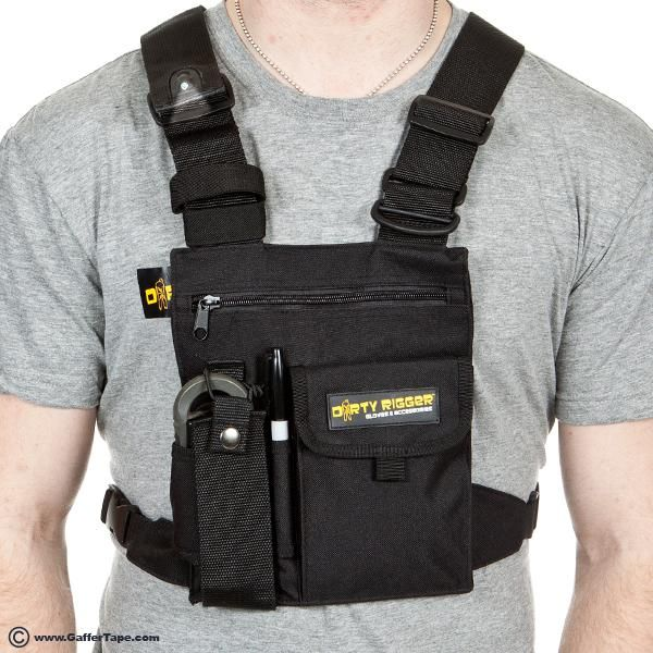 dirty rigger led chest rig dirty rigger range ideas for jacques. Black Bedroom Furniture Sets. Home Design Ideas