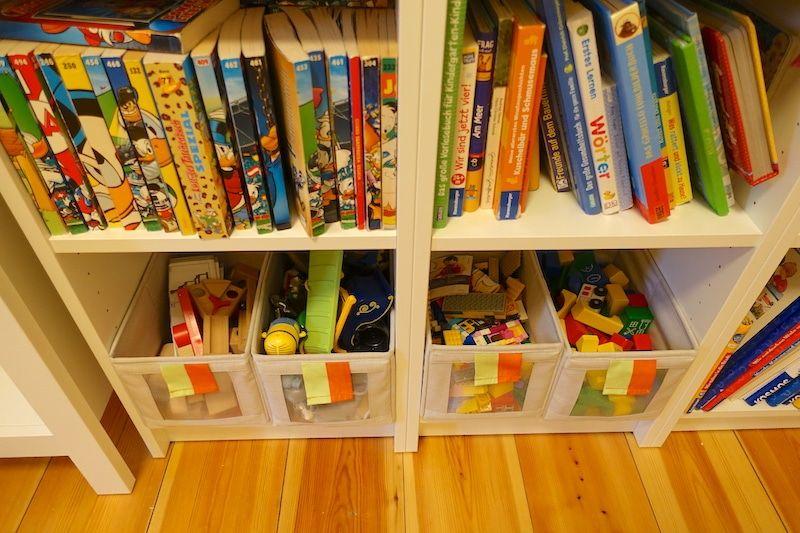 Kinderzimmer für zwei Jungs - Ideen zum Einrichten mit Etagenbett