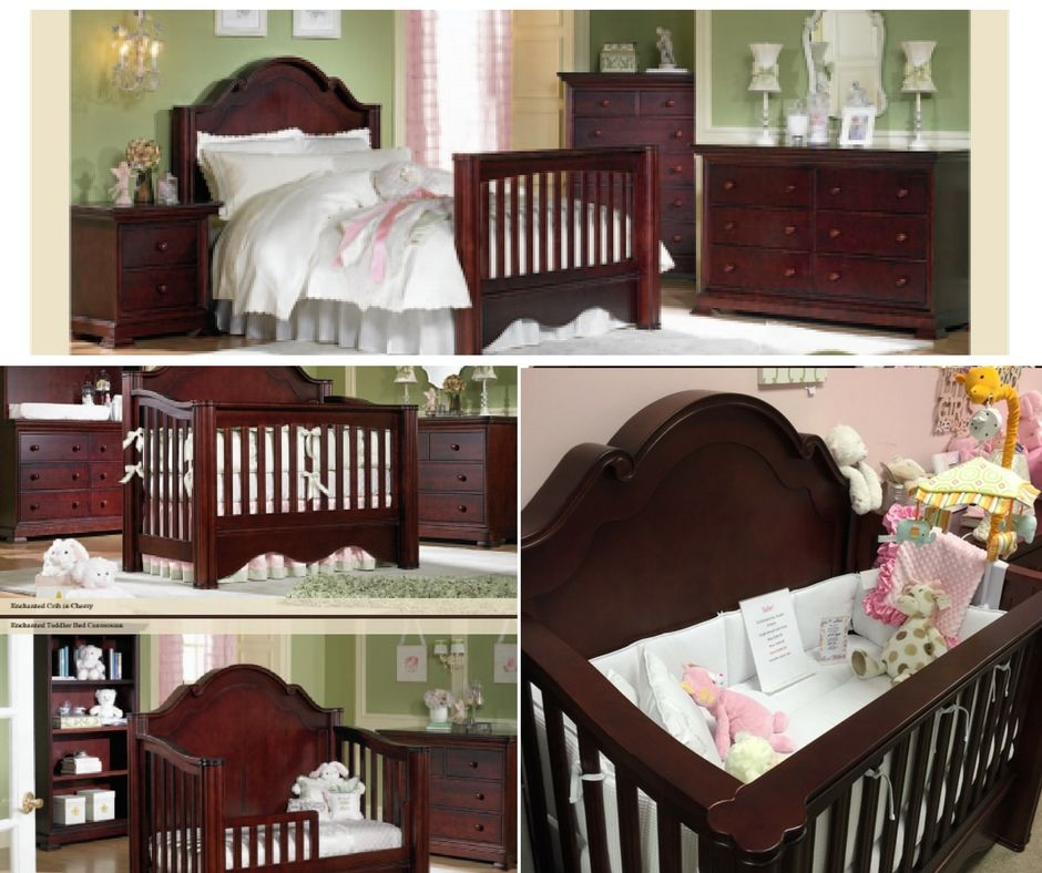 This Beautiful Baby S Dream Furniture Enchanted Crib Collection Is On Sale Now With 1400 Worth Of Savings When Yo Dream Furniture Nursery Furniture Furniture