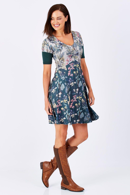Smash Maisie Dress - Womens Knee Length Dresses - Birdsnest Online Fashion  Store 1ff49a637a76
