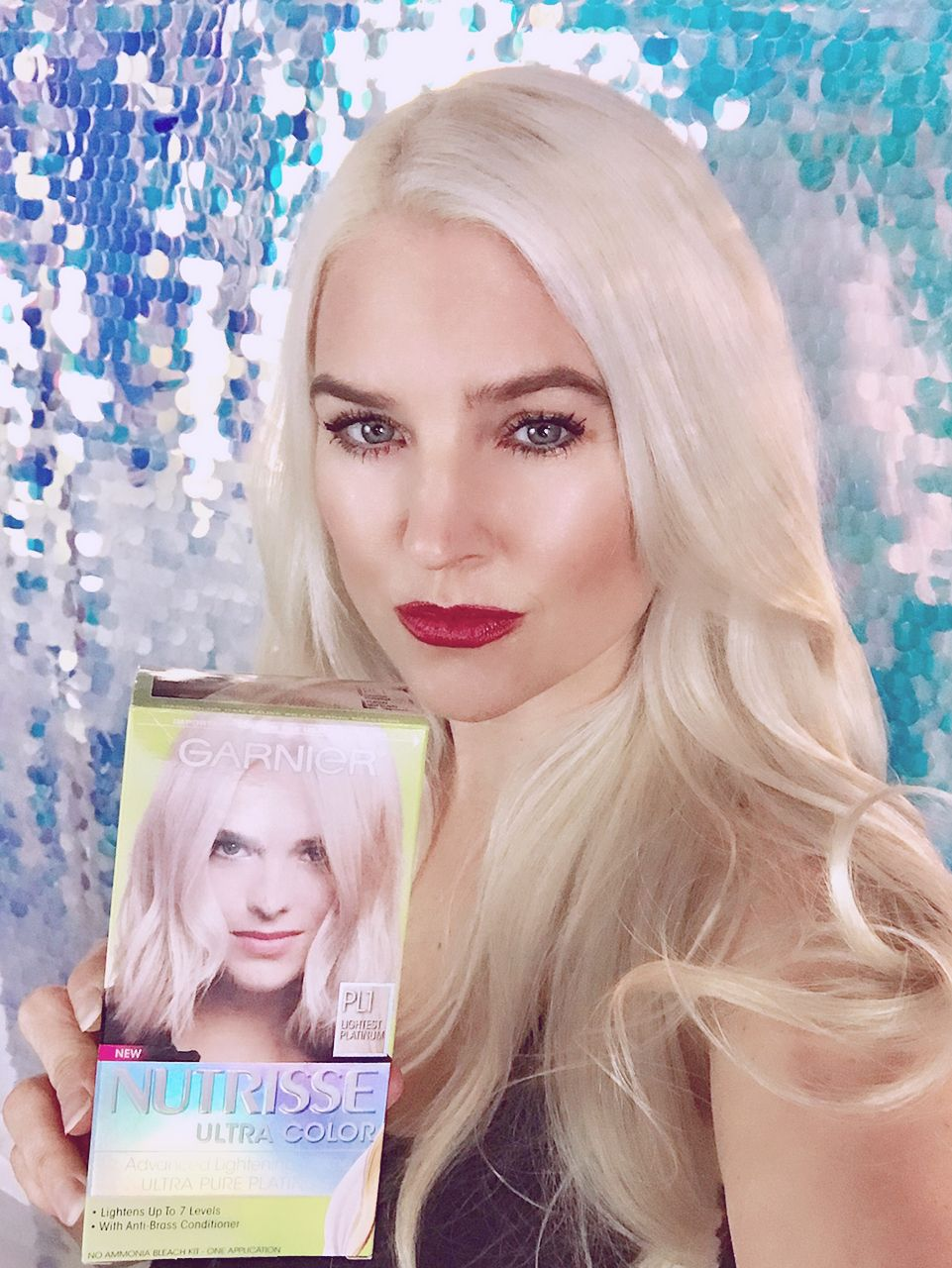 Diy Hair Color Platinum Blonde Just Finished My Roots With My