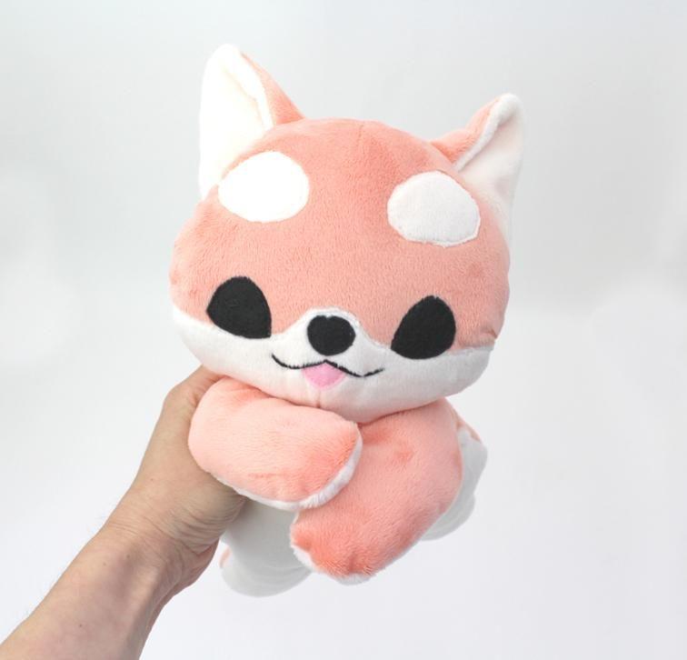 Free fox cat dog stuffed animal plush toy pattern | Bluprint