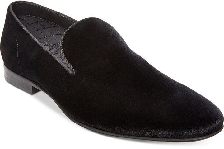 d472b0865b4 Steve Madden Men s Laight Velvet Smoking Slipper Men s Shoes