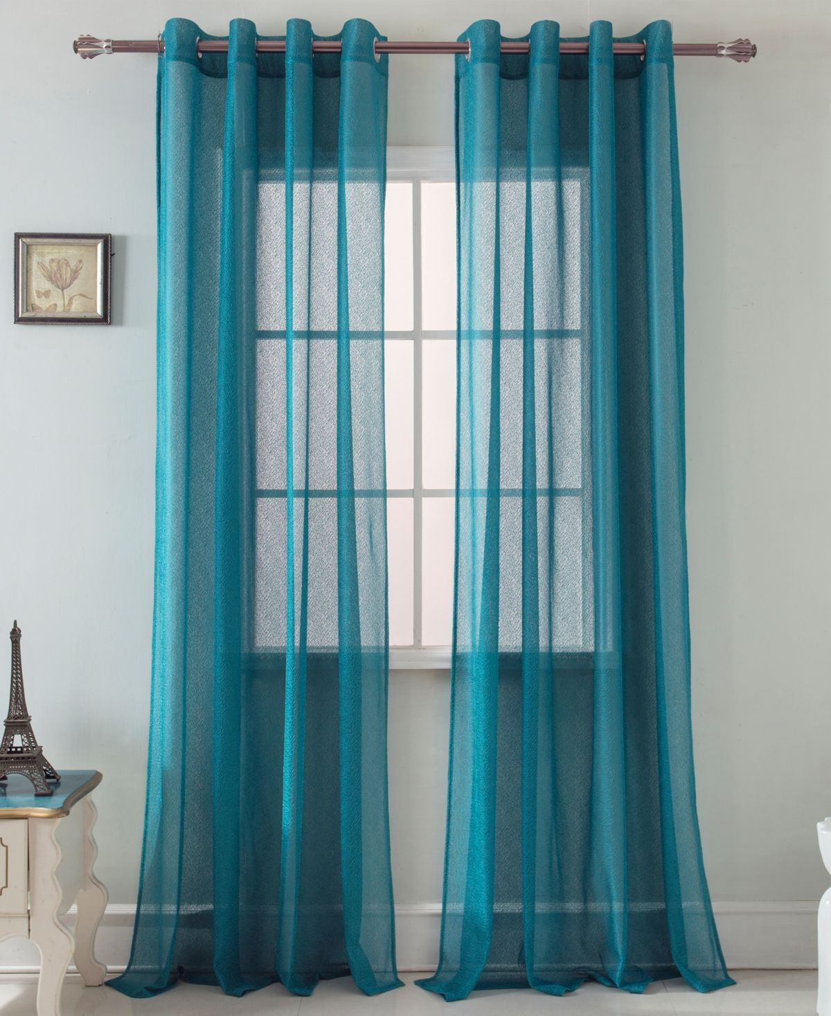 10 Most Popular Teal And Brown Living Room Curtains