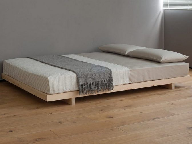 Box Spring Beds Without Headboard Platform Bed Designs Bed