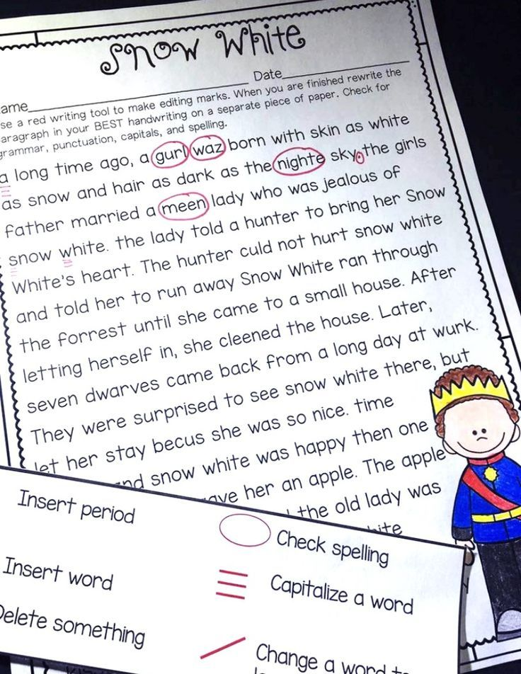 Princess Proofreading Proofreading activities, Teaching