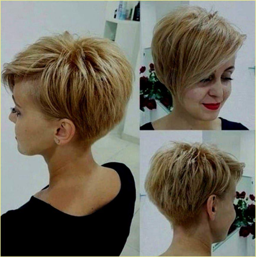 Kurzhaarfrisuren Damen Rundes Gesicht 2020 Thick Hair Styles Thin Hair Haircuts Womens Haircuts