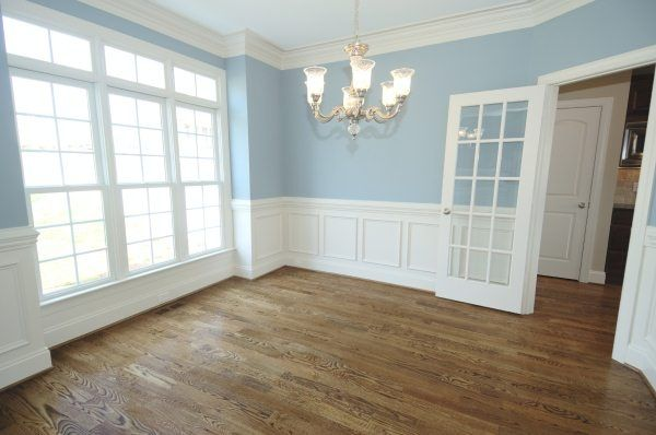 wainscoting & paint colors