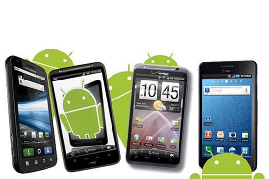 The majority wellliked Apps for your Android Smartphone