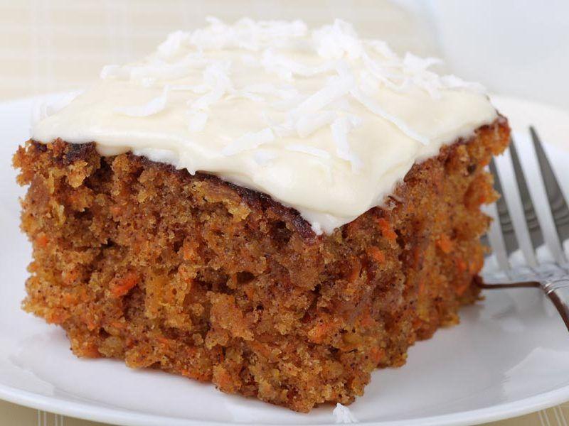 Carrot Cake Au Thermomix Recette Gateau Carotte Gateau
