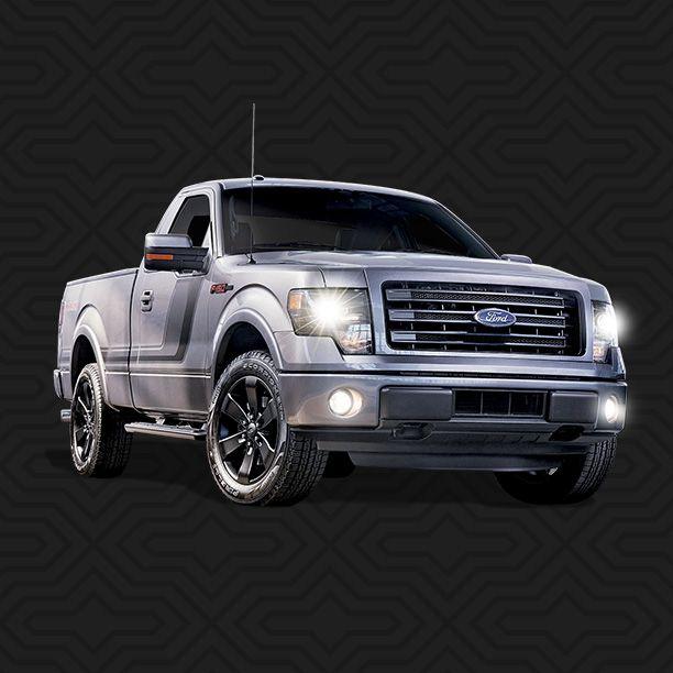 2014 Ford Tremor