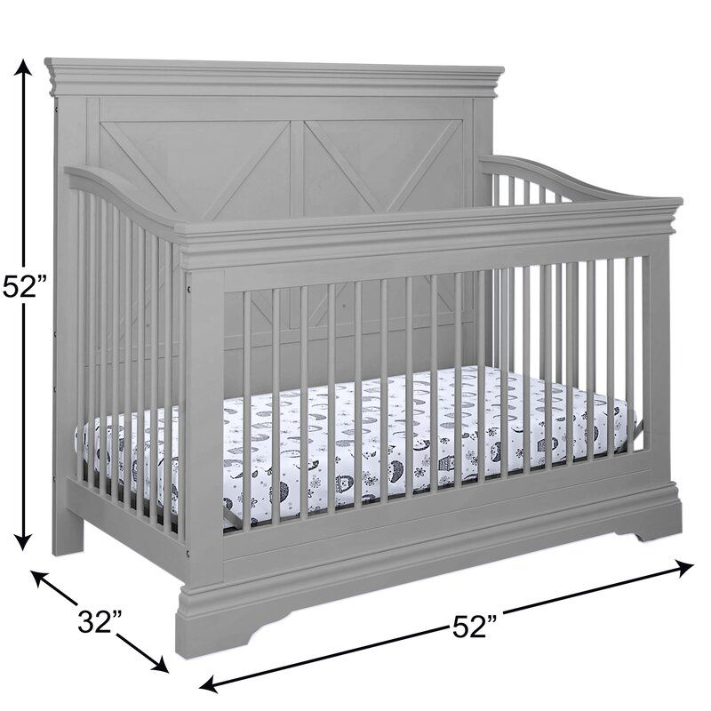 Es 4 In 1 Convertible Crib, Wayfair Baby Furniture