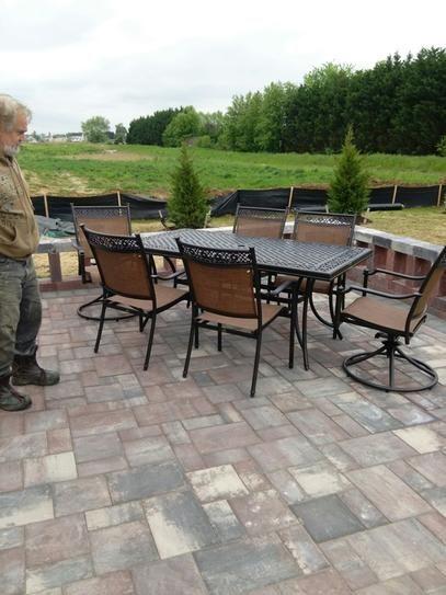 Hampton Bay Patio Furniture Warranty Canada: Hampton Bay Niles Park 7-Piece Sling Patio Dining Set