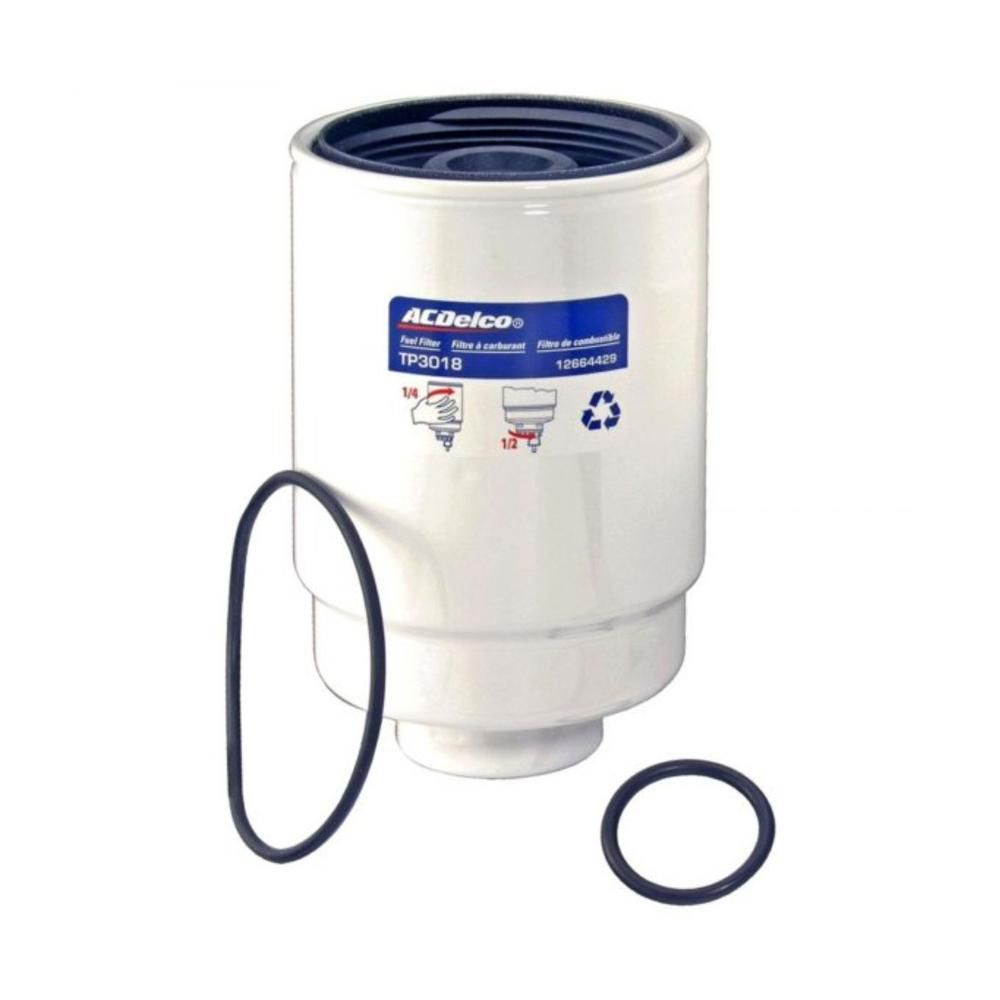 Acdelco Fuel Filter Tp3018 Filters Diesel Fuel Filter Oil Filter