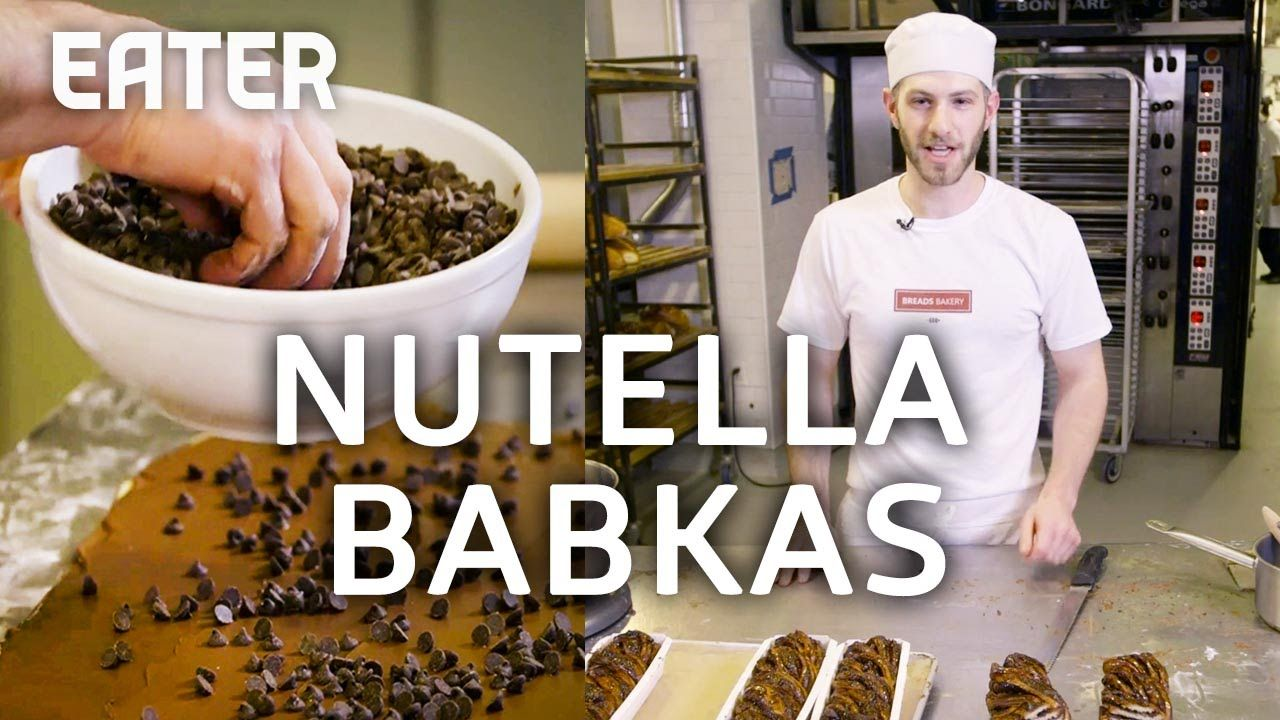 How To Make The Best Chocolate Babka At Home