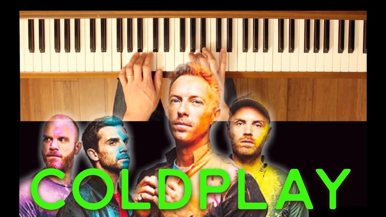 Viva La Vida Coldplay Piano Tutorial Easy With Images