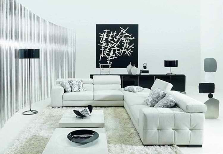 muebles blanco diseo tendencias cuadro
