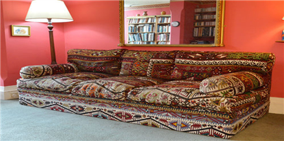 Antique Kilim Sofas | Kilim Covered Sofas | Kilim Furniture | Kilim Sofa