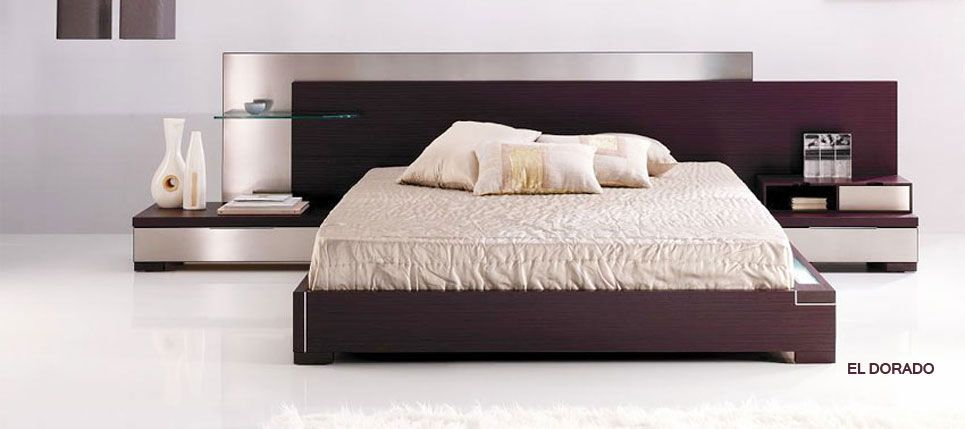 Dambientes camas pinterest muebles interiores y camas for Juego de dormitorio queen