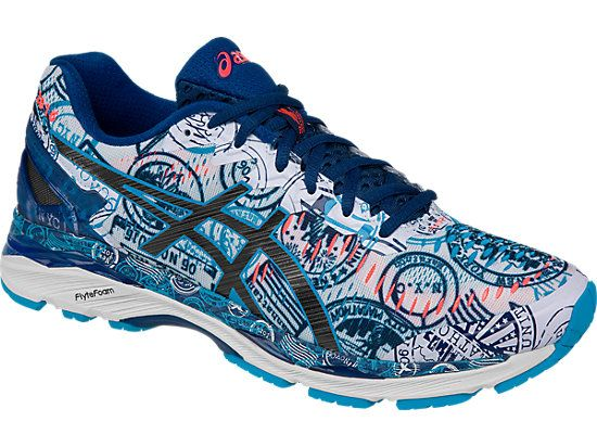Asics Gel Kayano 23...The NYC 2017 Edition. These are sweet,
