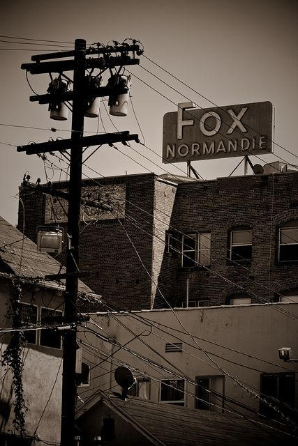 Fox Normandie Apartments Los Angeles Photo California