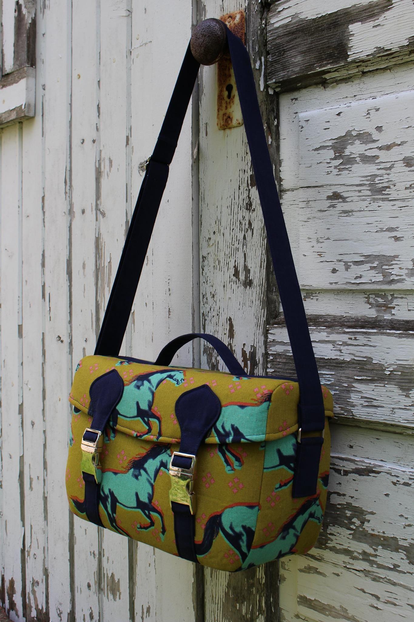 Camille Camera Bag | Beutel, Nähen und Inspiration
