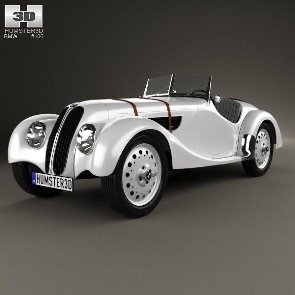 Bmw 328 1936 Bmw 328 Bmw Car Models Bmw Classic Cars