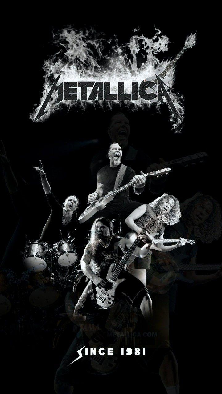 Pin by Sharon (Sirois) Keeney on Metallica Metallica