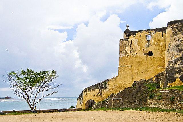 Fort Jesus Mombasa, Kenya | Kenya safari, World heritage