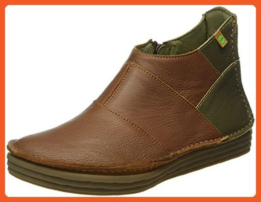 reputable site c8250 bc7d2 El Naturalista NF85 Women's Rice Field Ankle Boot, Soft ...