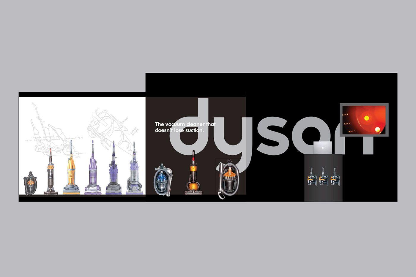Dyson on Behance