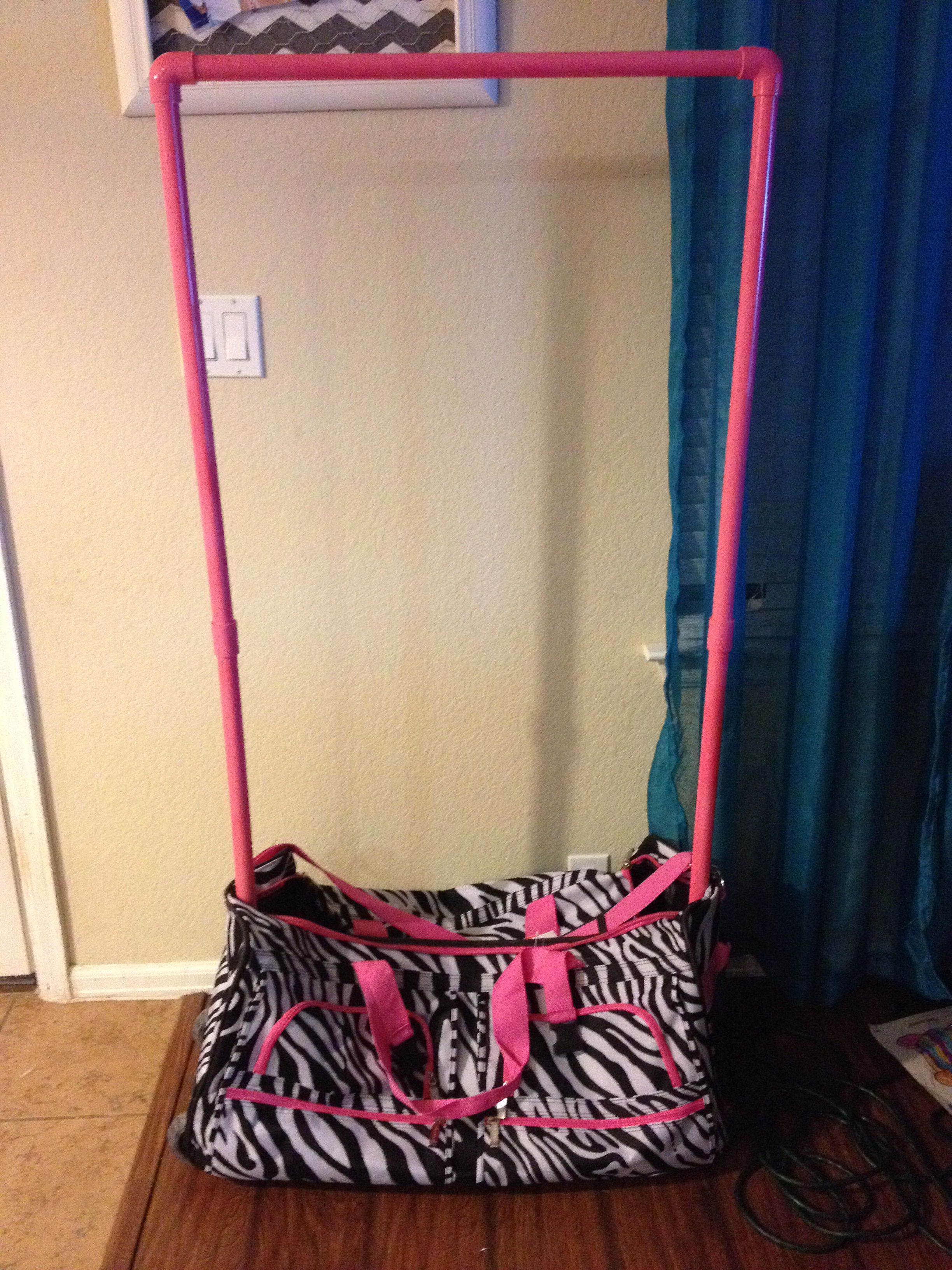 Diy Dream Duffel My Husband Made This For Daughter 1 3 Of The Price A Or Rac N Roll