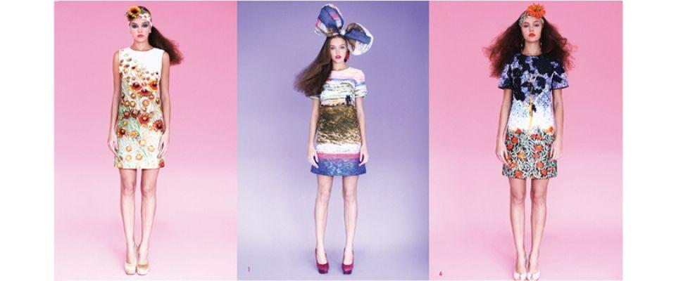 Zandra rhodes fashion designer 81