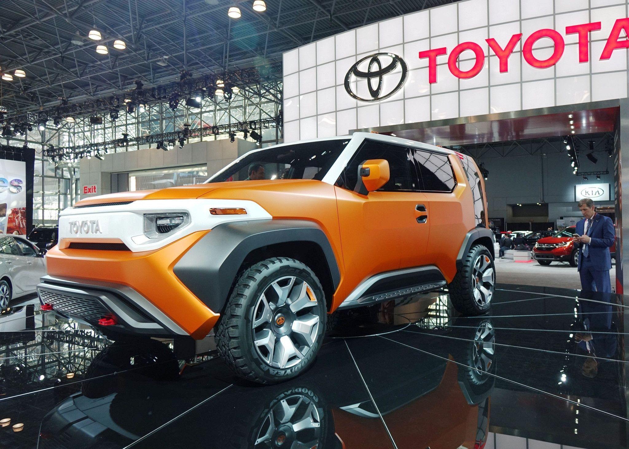 Toyota Fj Cruiser 2020 Price New Review Di 2020 Roda Kemudi Toyota Kain Pelapis
