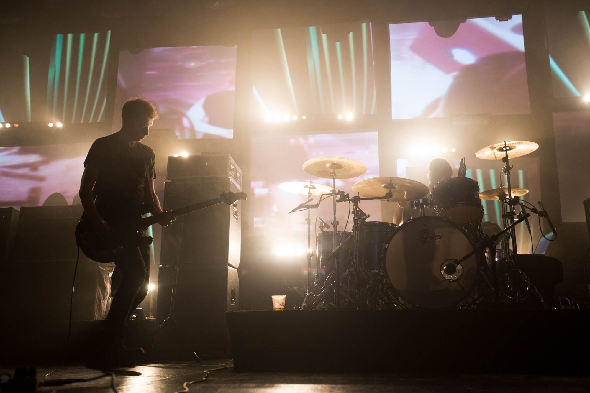 Slowdive at the Commodore Ballroom, Vancouver -  November 3 2014. Fhoto by Kirk Chantraine. Full gallery and review on The Snipe News.