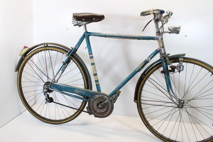 Legnano Mod 40 Simplex Campione Del Mondo Bici Epoca Sport Bike