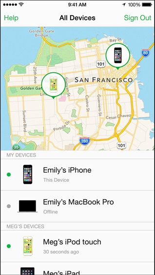Finding your family's lost devices is even easier now that