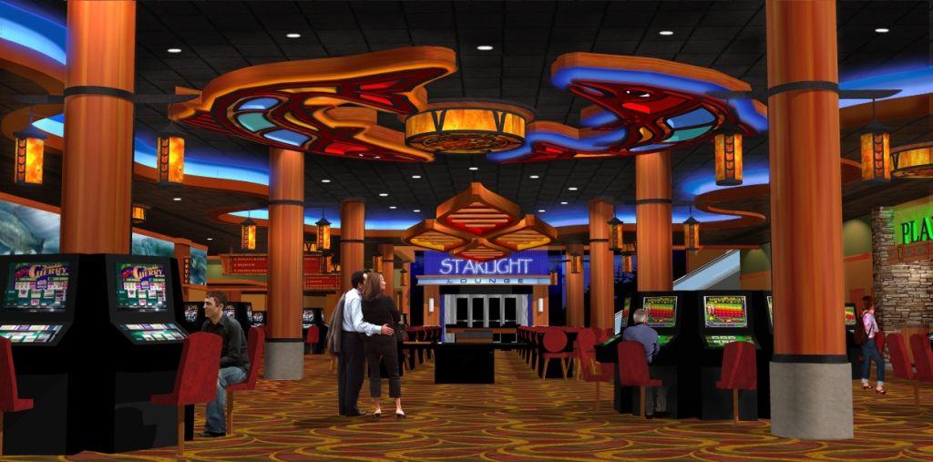 Themed Casino Interior Design Floor Decor Design Amazing