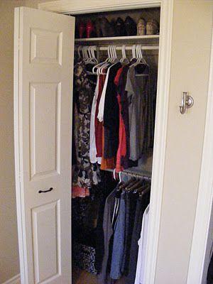 OrganizedHome Day 15 Master Closet Gallery